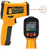 F91132: Digital infrared thermometer with laser beam; NO LABEL