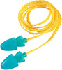 S25190: Re-usable ear plugs with cord; HOWARDLEIGHT