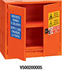 V50020: Cupboard for flammable liquids; TKN_MAG-LINE