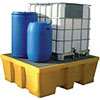 V50200: Containment tank in polyethylene maxi retention; AIRBANK