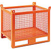 V55025: Stackable net container; SALL