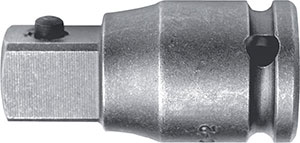 N11177: Impact series adapter connector, small/large; ASW