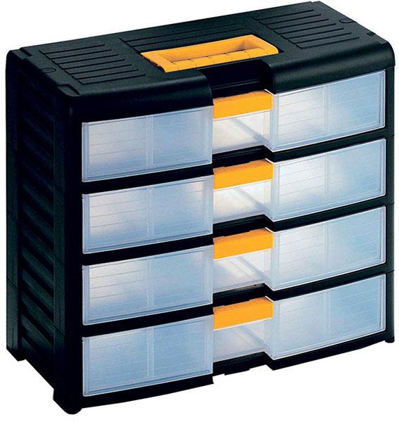Cassettiere In Plastica Componibili.N90088 Cassettiera Modulare In Plastica Terry