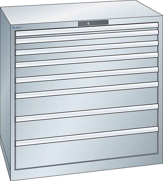 v06920: armadio a cassetti 54x36e altezza 1000 mm; lista